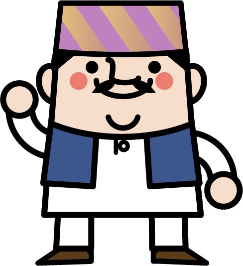 ネパール人男性の帽子「ダカ・ト...