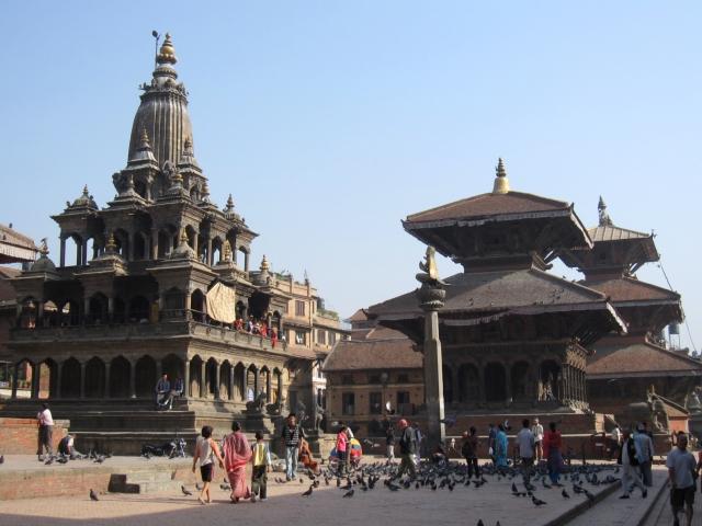 ネパールの休日