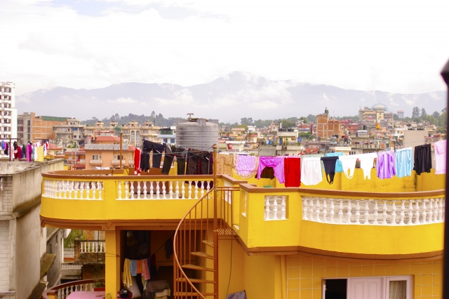 ネパールの病気
