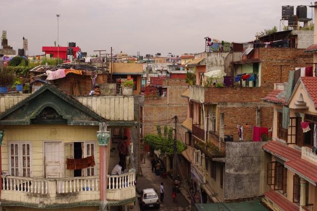 ネパール生活