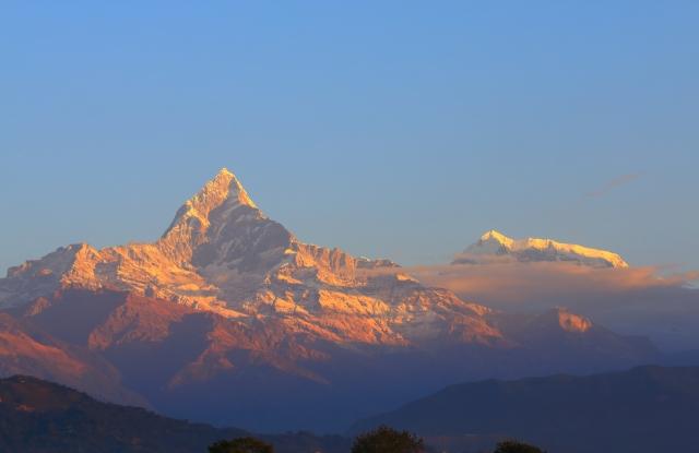 ヒマヤラ山脈