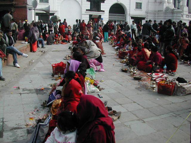 ネパール人スタイル